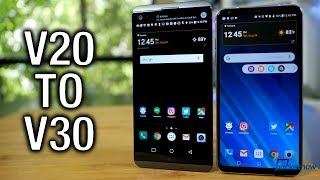 LG V30: Improving on the V20