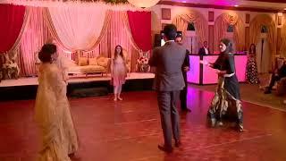 best mehndi dance 2017 badri ki dulhaniya pakistani wedding ali and sehar