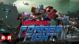 TRANSFORMERS: Forged to Fight - iOS / Android - Gameplay Video