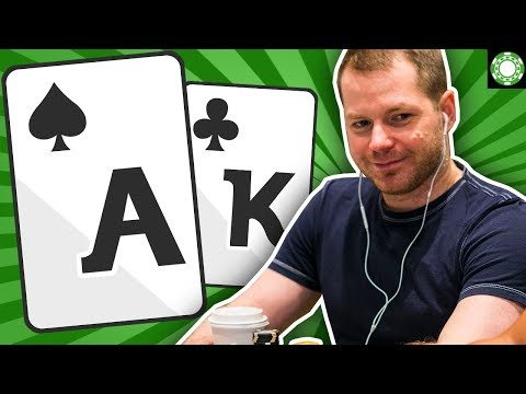 How To Play A-K POSTFLOP!