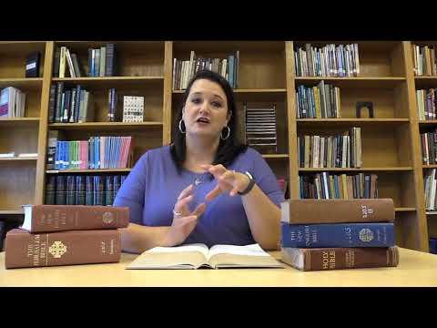 Methodist Beliefs: How We Interpret Scripture.