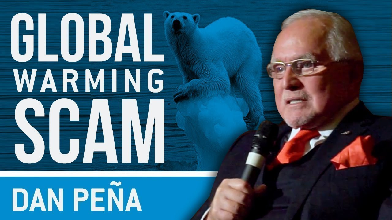 Download ARE WE BEING LIED TO?  Why Dan Pena 'The Trillion Dollar Man' Believes Global Warming Is A Fraud