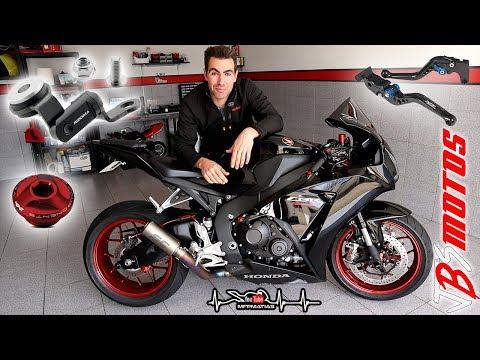Honda Fireblade | Project Series #8 | PAZZO RACING | Rizoma | Valtermoto
