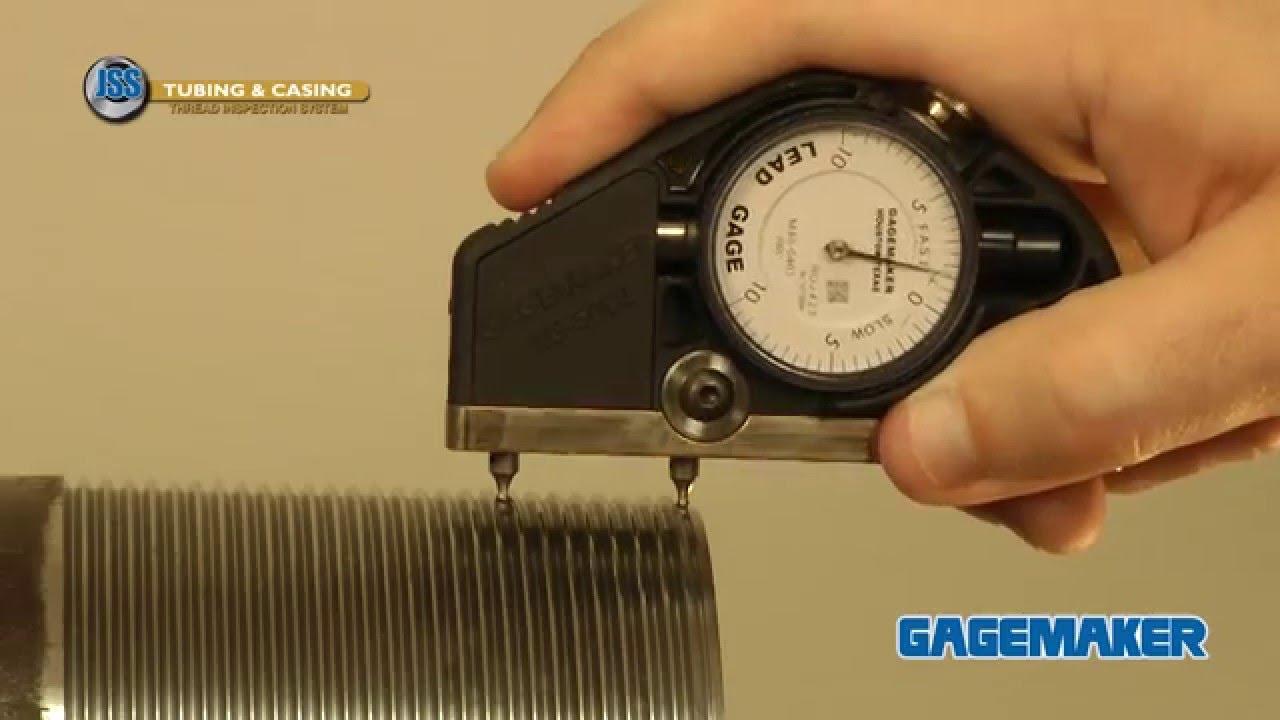 """.500/"""" Diameter CenterLine Gage Set"""