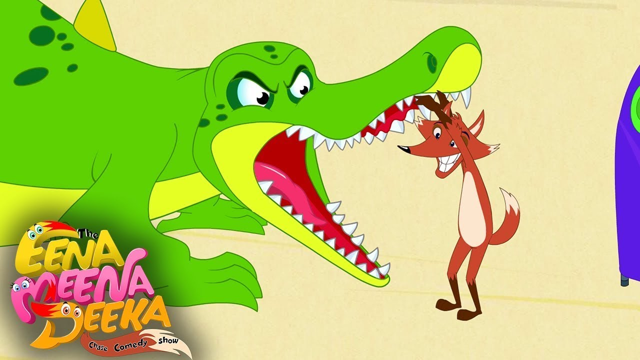 Playa de mar | Eena Meena Deeka Official | Dibujos animados para niños | WildBrain en Español