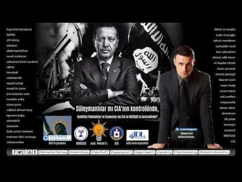 Süleymancılar mı CIA'nın ve MOSSAD'ın kontrolünde, Selefiler Vehhabiler ve İslamcılar mı?