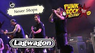 "#012 Lagwagon ""Never Stops"" @ Punk Rock Holiday (08/08/2016) Tolmin, Slovenia"