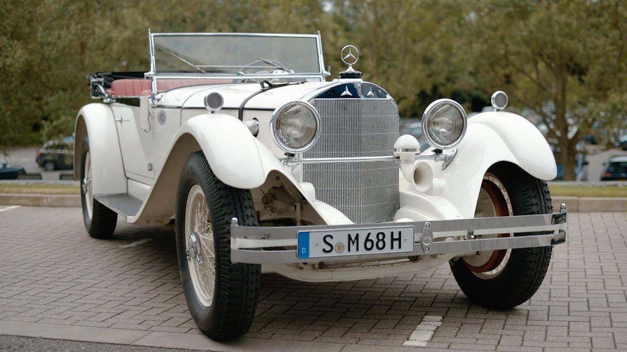 #ClassicWeek: Meet the Family - Mercedes-Benz S-type (1927 ...