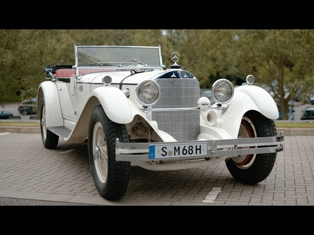 #ClassicWeek: Meet the Family - Mercedes-Benz S-type (1927)