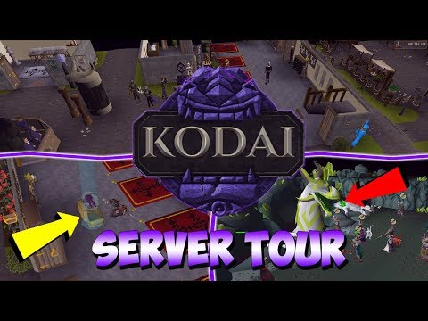 HOW CAN A SERVER BE THIS GOOD?! : Kodai RSPS Tour *MUST SEE* (BIG GIVEAWAY)