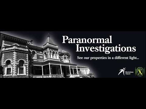 NATIONAL TRUST OF VICTORIA PARANORMAL TOUR: MCCRAE HOMESTEAD 2017