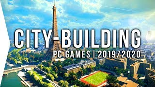 22 Upcoming PC City-building Games in 2019 & 2020 ► New Simulation Strategy City-builders!