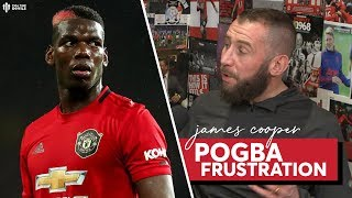 UNITED'S HAALAND ADVANTAGE AND POGBA STAYING? Sky Sports James Cooper Interview