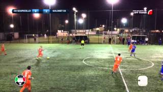 Checco Dello Scapicollo 1-4 Goldbet Calcio a 8 | Serie A - 26ª | Highlights