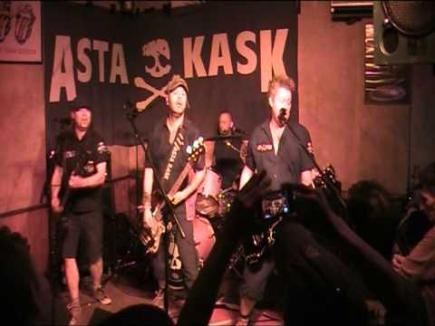 Asta Kask Tour 2012, Live 22-04-2012 Pub Stones, Lleida. (Catalunya), Spain.