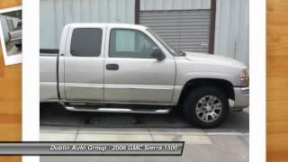 2006 GMC Sierra 1500 for sale in Dublin, CA - Dublin Chevrolet, Cadillac, Buick, GMC and K