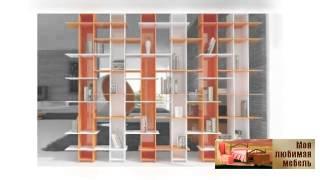 Книжные полки фото  Красивые книжные полки для дома(, 2015-01-04T14:05:23.000Z)