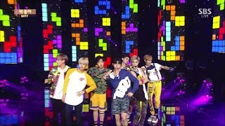 "Gambar cover GOT7 ""딱 좋아(Just right)"" Stage @ SBS Inkigayo 2015.08.02"