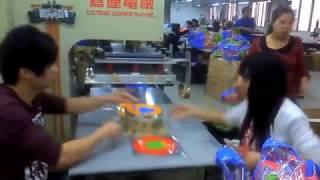 видео Китайские производители елочных игрушек