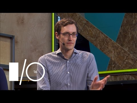 Machine Learning: Google's Vision - Google I/O 2016