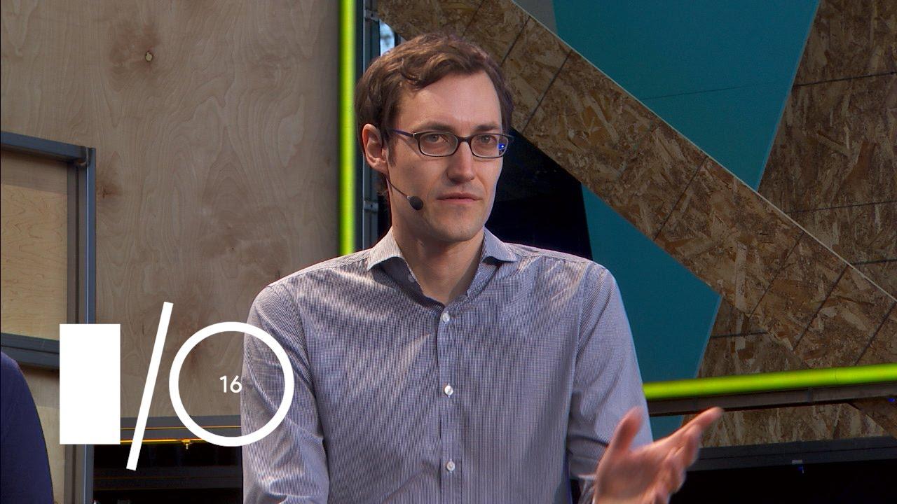Machine Learning: Google's Vision - Google I/O 2016