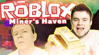 INVESTING IN THE FUTURE! | ROBLOX [#9]-Miner's Haven [#4] (With: Plaga) #Bladii #PL