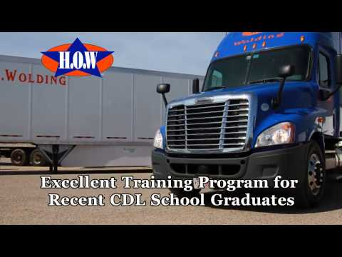 CDL Class A Truck Driver Jobs in Midwest
