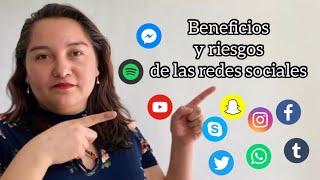 Beneficios Y Riesgos De Las Redes Sociales- Yulibd
