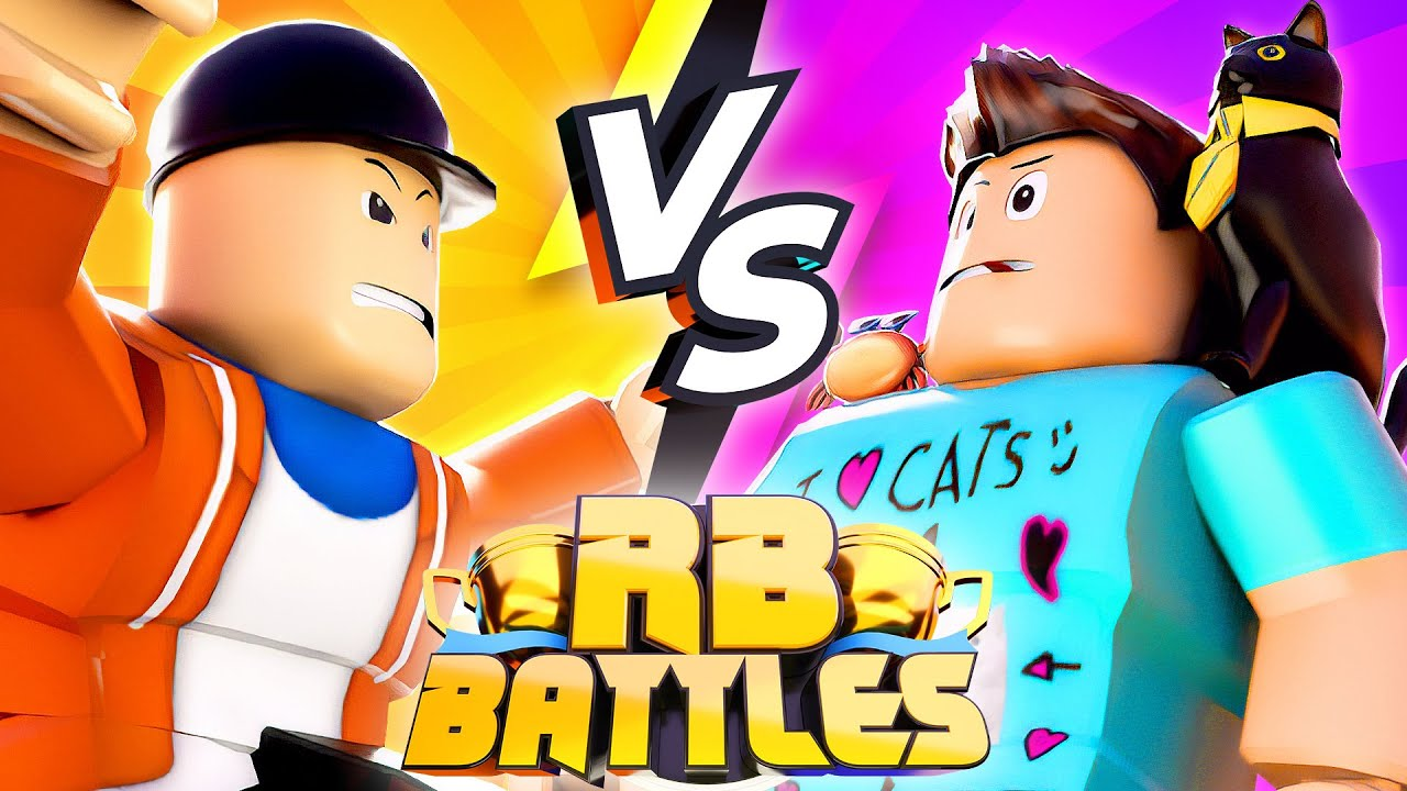 Kindly Keyin vs Denis - RB Battles Championship For 1 Million Robux! (Roblox)