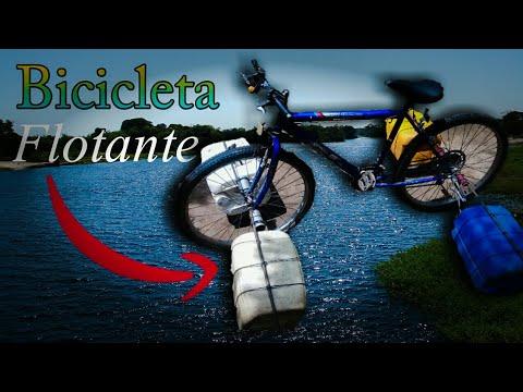 Sitio Ideal Para Probar El Experimento De La Bicicleta Flotante
