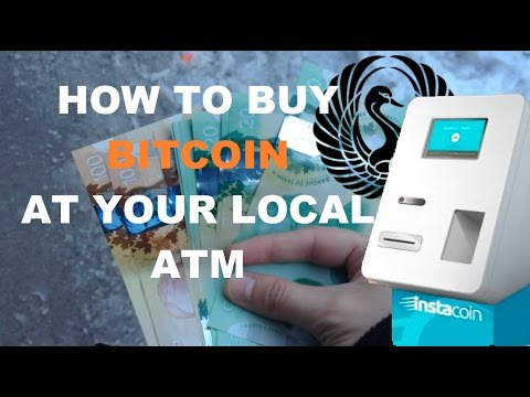 How To Buy BITCOIN At Your Local ATM