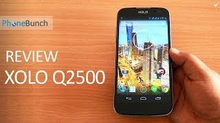 XOLO Q2500 Full Review