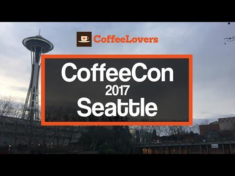 CoffeeCon Seattle 2017 - Coffee Lovers Magazine Tour - Seattle Center Armory