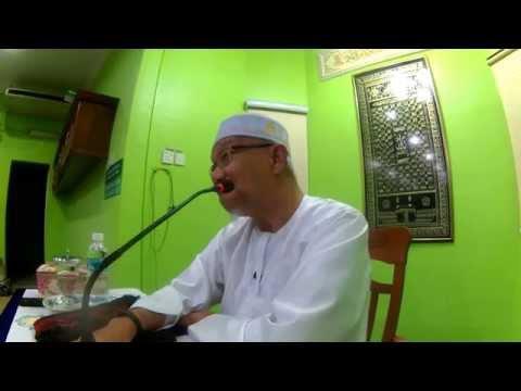 Dato Dr Hj Hasan Ali disurau Haji Abdullah Fakeh Klang (video sport cam)