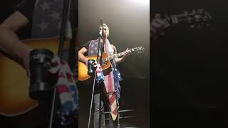 Eric Church just played Michael Jackson!!! Video