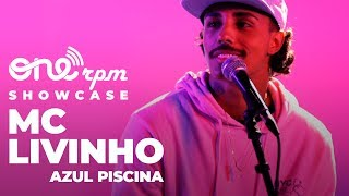 Baixar MC Livinho - Azul Piscina - ONErpm Showcase