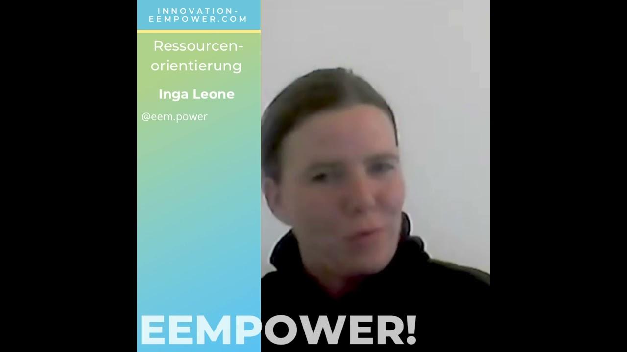 Warum Inga Leone mit eEmpower arbeitet