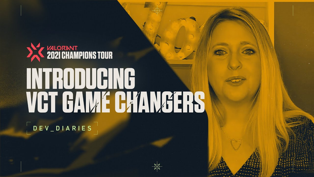 Valorant all-women pro circuit VCT Game Changers revealed - WIN.gg
