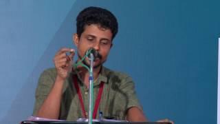 Dr. V. Hikmathullah at International Islamophobia Conference, 2016 Dec 16-18,  University of Calicut