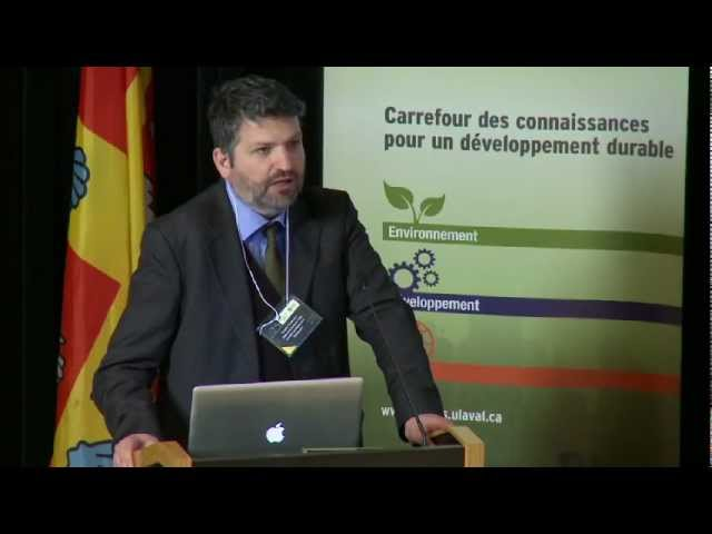 Vlasios Voudouris - Developing and implementing energy sustainability research in business education