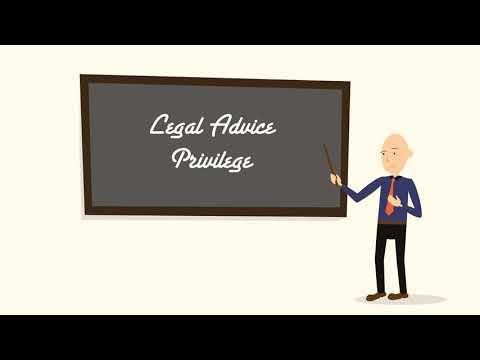 Legal Advice Privilege