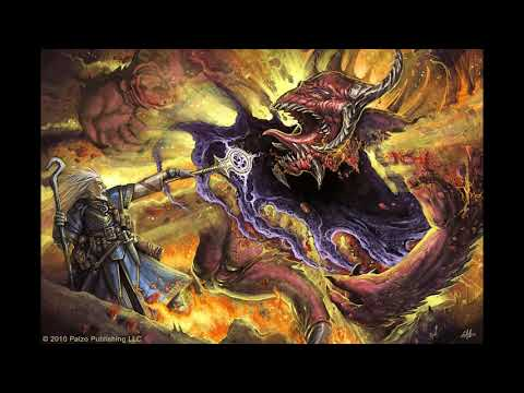 Dungeons and Dragons Lore: Negative Material Planes