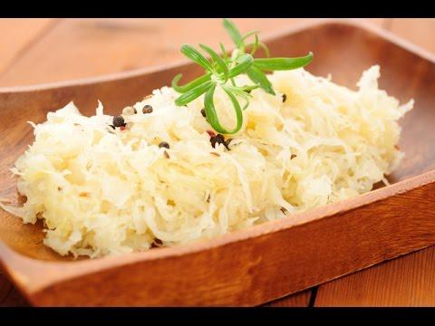 8 Surprising Benefits of Sauerkraut AND how to make it
