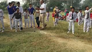 Rs memorial public school Sultanpuri A1 block sport day 14  November