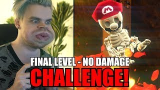 NO DAMAGE im HÄRTESTEN LEVEL? | CHALLENGE! (Mario Odyssey)