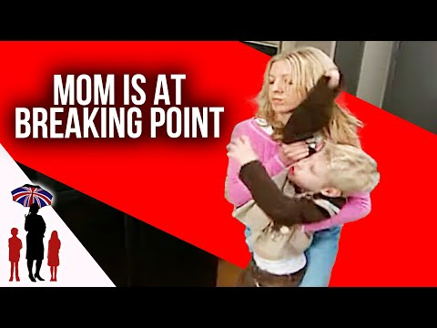 "Thumbnail: 6-year-old with ADHD says he wants to ""kill myself with a knife""..Supernanny USA"