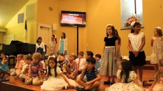 Rocky Bayou Destin - Spring Musical 2015 in HD - Part 4