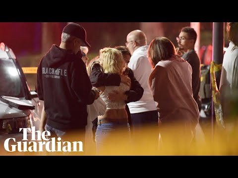 Witnesses describe California bar shooting: 'He just kept firing'