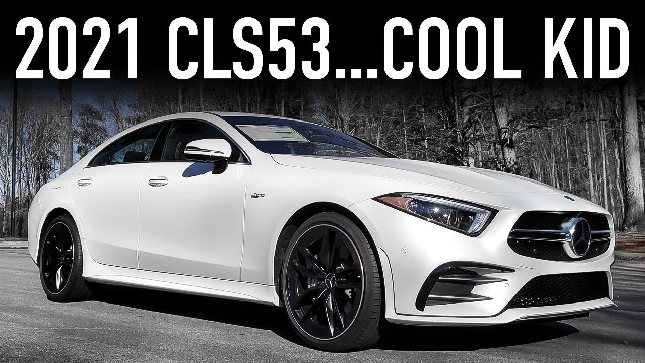 2021 Mercedes CLS 53 AMG Review...You Will Look So Cool In This
