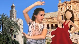 Mi viaje a Sevilla y nuevo sorteo